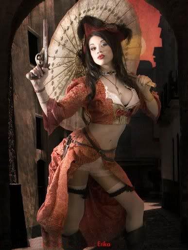 Costume by Karin Mckechnie