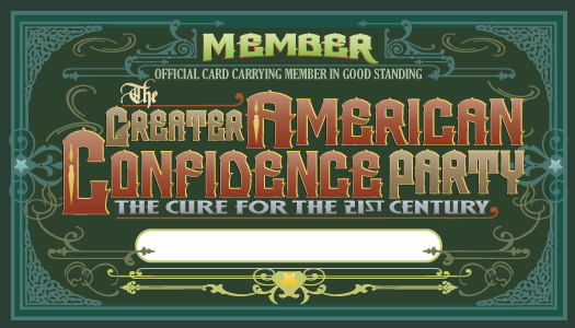GACP Membercard