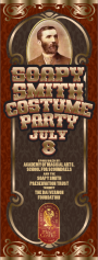 Soapy Smith Night at the Magic Castle July 8th