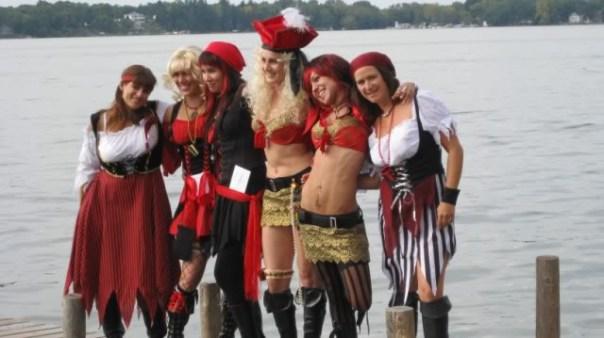 LadyPirates2009
