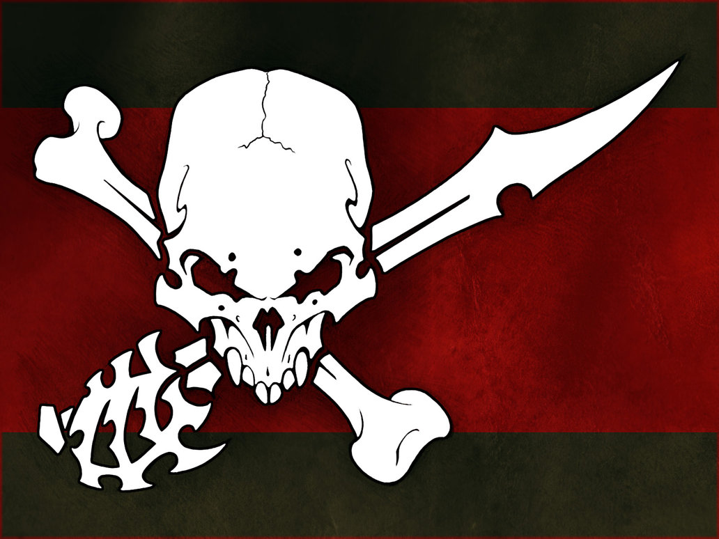 Pirate Flag talk like a pirate day...