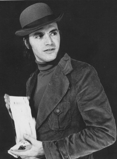 Street Magician 1974