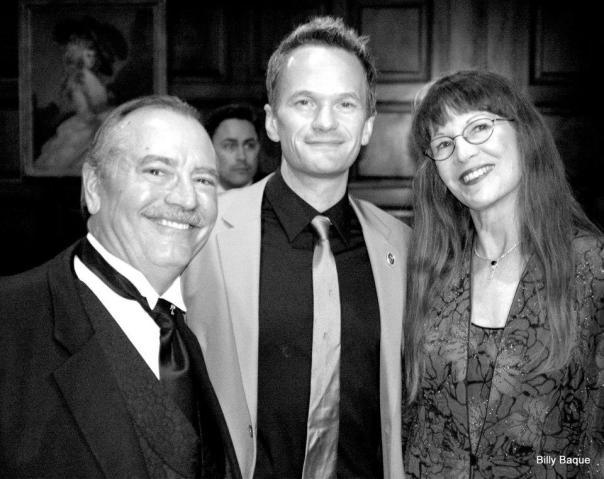 Pop Haydn, Neil Patrick Harris and Nancy Magill