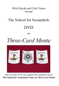 Three Card Monte Case