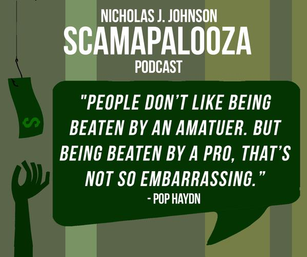Scamapalooza Podcast