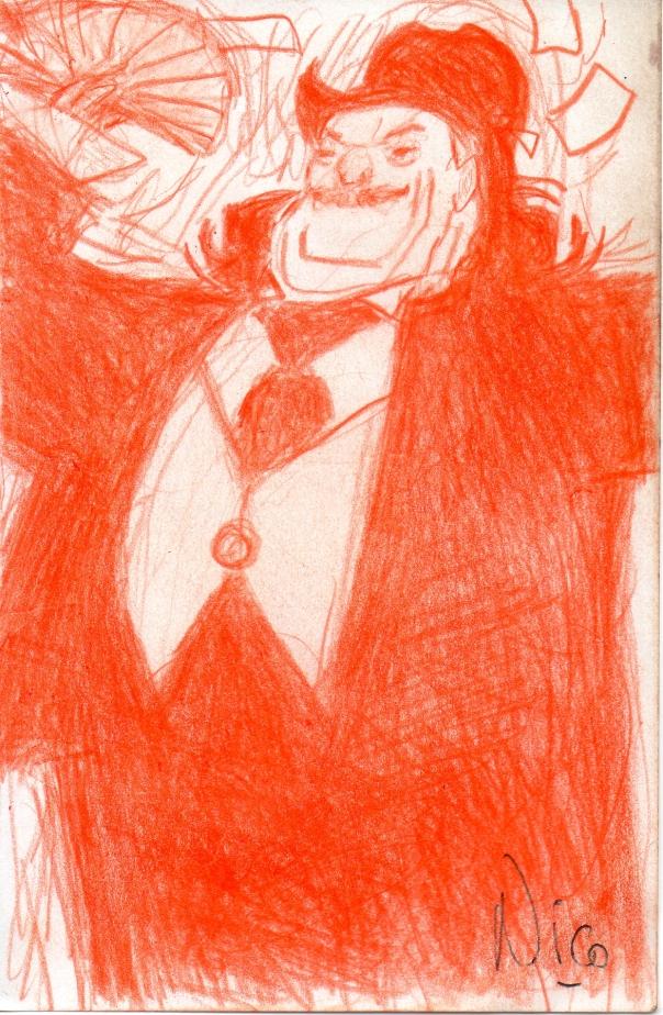 Nico draws Pop