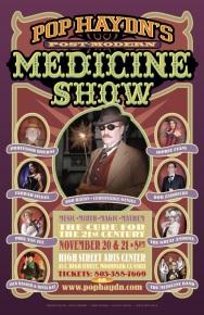 Medicine Show Poster