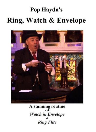 Ring Watch & Env Cover