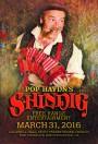 "Pop Haydn's ""Shindig"" on March31st"