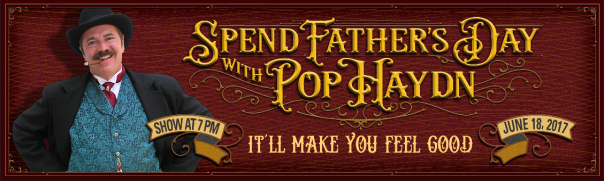 Pop Father's Day
