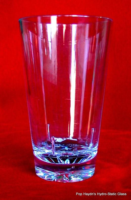 Hydro-Static Glass
